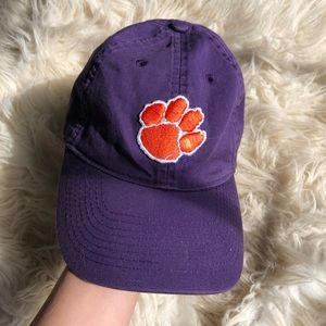 Accessories - Clemons tigers baseball hat